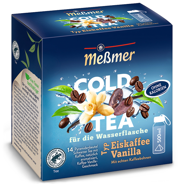 Cold Tea Eiskaffee Vanilla