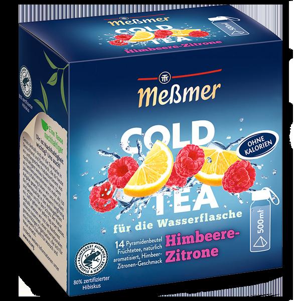 Cold Tea Himbeere-Zitrone