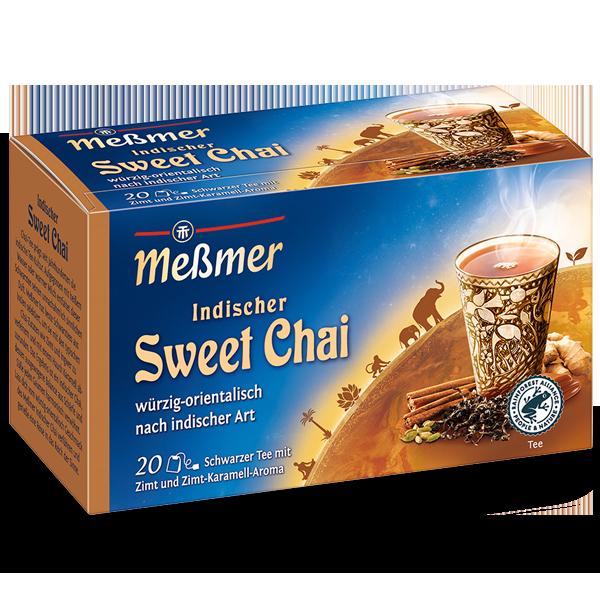 Indischer Sweet Chai