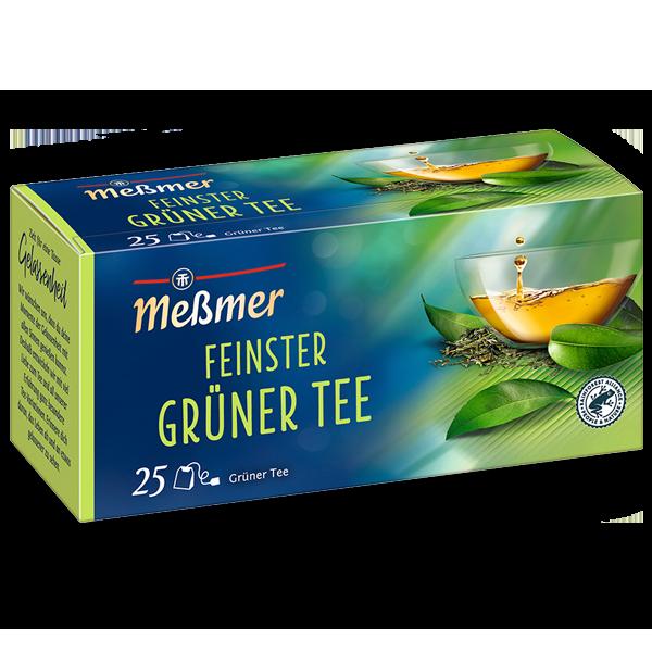 Feinster Grüner Tee