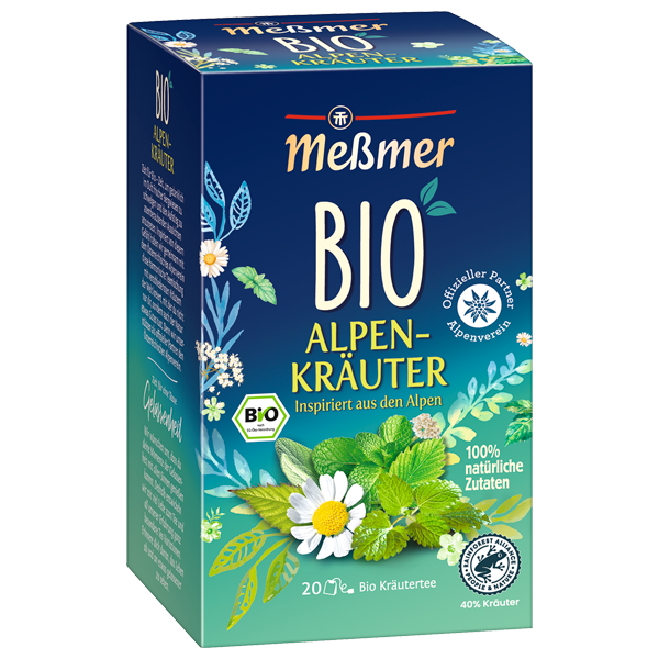 bio-Alpenkräuter