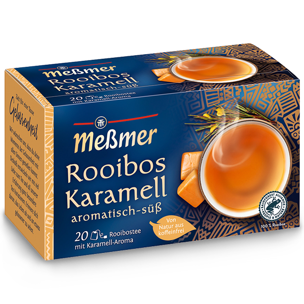 Rooibos Karamell