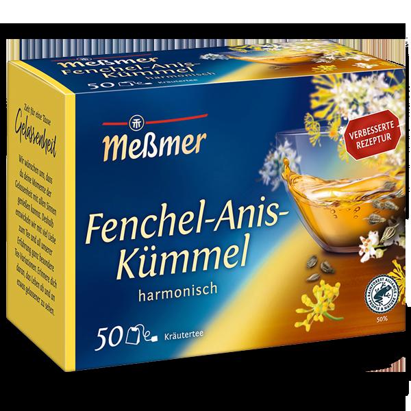 Fenchel-Anis-Kümmel 50er