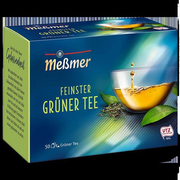 Feinster Grüner Tee 50er